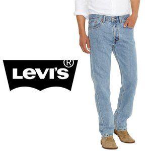 Levi's 505 Original Fit Jeans - 36x30